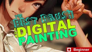Download The Best Brush for Digital Painting (Beginners) Video