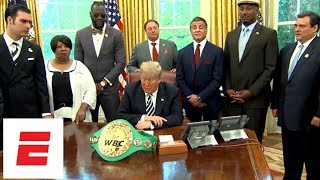 Download Ex-heavyweight champion Jack Johnson pardoned by President Donald Trump for 1913 conviction | ESPN Video