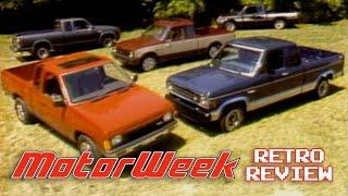 Download Retro Review: 1986 Compact Sport Truck Comparison Video