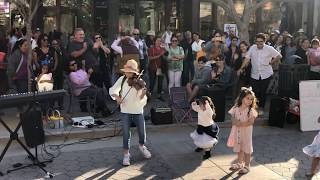 Download Lambada 💃2019🌴 - Karolina Protsenko - Violin - Street Performance - Kaoma Video