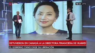 Download Detuvieron a la hija del fundador de Huawei Video