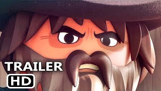Download PLAYMOBIL THE MOVIE Official Trailer (2019) Animation Movie HD Video