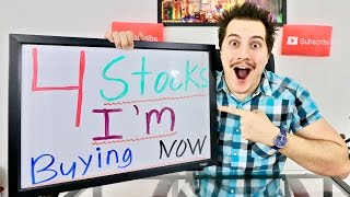 Download 4 Stocks Im Buying Now! May 2017 Video