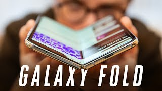 Download Samsung Galaxy Fold hands-on: more than a concept Video