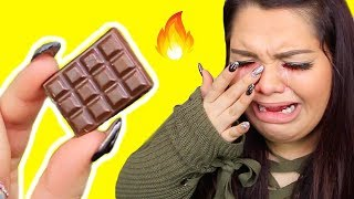 Download Spiciest Chocolate In The World Challenge! *Gone Wrong* Extreme Spicy Challenge Video