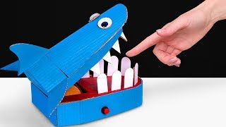 Download Making Super Hilarious Shark Dentist Toy With The Sharpest Teeth! Video