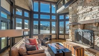 Download Sophisticated Mountain Home in Telluride, Colorado Video