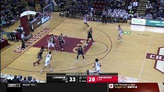 Download Extended Highlights: Davidson vs. Purdue | Big Ten Basketball | Charleston Classic Video