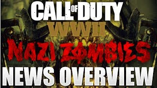Download CALL OF DUTY WW2 NAZI ZOMBIES NEWS OVERVIEW! (COD WW2 ZOMBIES NEWS) By Festive Gaming! Video