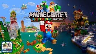 Download Minecraft: Nintendo Switch Edition - Super Mario Meets Minecraft! (Nintendo Switch Gameplay) Video