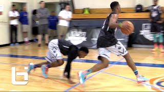 Download CAN YOU GUARD Dennis Smith Jr. One On One? RAW Footage Highlights Stephen Curry camp Video