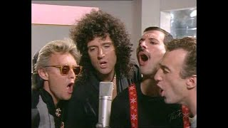 Download Queen - One Vision (Extended) 1985 Video