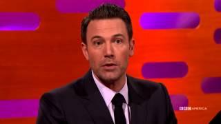 Download Christian Bale's Batman Advice for Ben Affleck - The Graham Norton Show Video