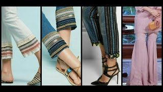 Download pants style palazoo...with a new way to wear Video