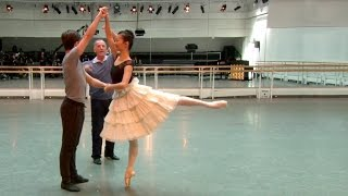 Download Frederick Ashton's The Two Pigeons in rehearsal – World Ballet Day 2015 Video