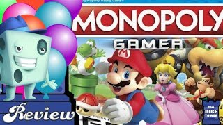 Download Monopoly Gamer Review - with Tom Vasel Video