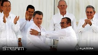 Download The Stream - Colombia, FARC end civil war Video