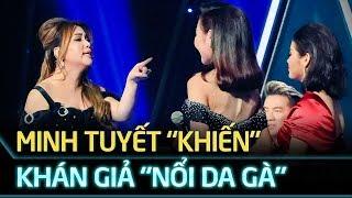 Download Nổi da gà với bản LIVE Để Cho Em Khóc của Minh Tuyết - Quang Lê - Tuyệt Đỉnh Song Ca Tập #3 Video
