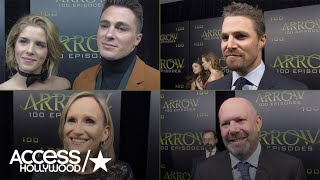 Download 'Arrow': Why The 100th Episode Is A 'Love Letter' To Fans & The First Season | Access Hollywood Video
