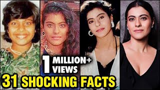 Download Kajol 31 SHOCKING And UNKNOWN Facts | DDLJ, Baazigar | Marriage, Kids | Happy Birthday Kajol Video