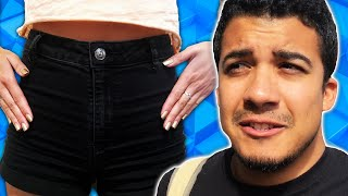 Download Men Experience Pocketless Pants For The First Time Video