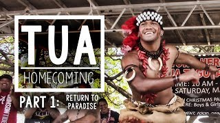 Download TUA | Homecoming - Part 1: Tua Tagovailoa returns to Hawaii for first time since championship game Video
