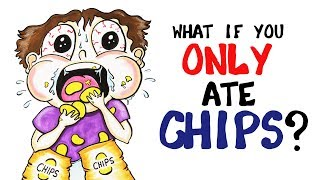 Download What If You Only Ate Chips? Video