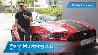 Download Ford Mustang 2018 Philippines Review & Road Test || Price, Specs, Buying advice & More Video