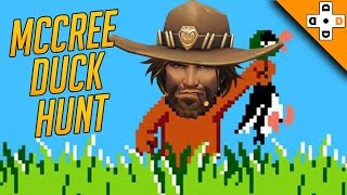 Download Overwatch Funny & Epic Moments 85 - MCCREE DUCK HUNT! - Highlights Montage Video