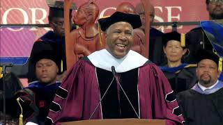 Download Robert F. Smith's speech at the 135th Commencement at Morehouse College Video
