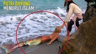 Download Inilah Misteri Asal Usul Putri Duyung Menurut islam Video