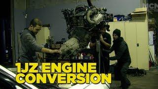 Download 1JZ Engine Conversion Video