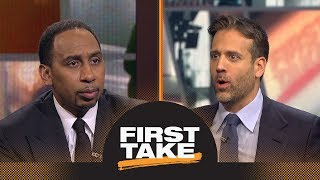 Download Stephen A. and Max react to 76ers being eliminated by Celtics in Game 5 | First Take | ESPN Video