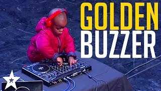 Download WORLD'S YOUNGEST DJ gets GOLDEN BUZZER on SA's Got Talent Video