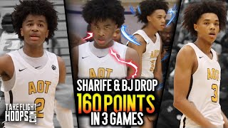 Download AAU's #1 DUO IS BACK!! Sharife Cooper & Brandon Boston PUT UP 160 PTS at The 2019 Tipoff Classic Video