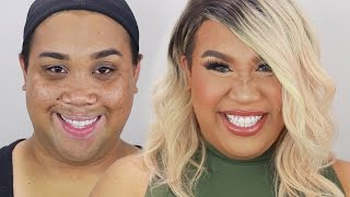 Download KHLOE KARDASHIAN MAKEUP TUTORIAL | PatrickStarrr Video