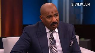 Download Steve Harvey Opens Up About Times He Has Suffered Video