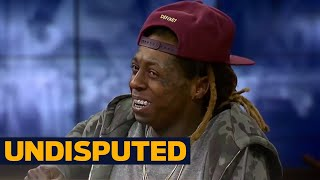Download Lil Wayne: God knows I've been blessed...but I've never dealt with racism | UNDISPUTED Video