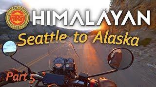 Download P5: Royal Enfield Himalayan: Yukon, Bears, Epic Vistas, Glorious Riding Video