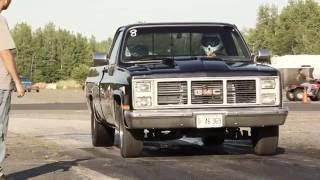 Download '85 GMC 4.8 LS Turbo at Winterport Dragway (and many more) Video