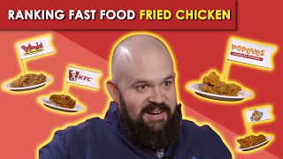 Download Ranking Fast Food Fried Chicken | Bless Your Rank Video