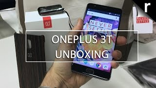 Download OnePlus 3T Unboxing and Hands-on Review (UK): Setup, accessories and more! Video