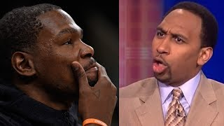 Download Kevin Durant BLASTED by Stephen A Smith: ″He's Arrogant and Disrespectful,″ Video