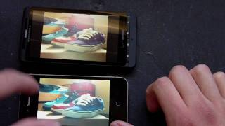 Download Official iPhone 4 V.S. Droid X Part 2 of 3 Video
