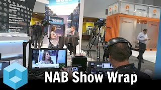 Download NAB Day 3 Wrap | NAB Show 2017 Video