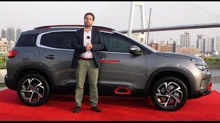 Download 2018 Citroën C5 Aircross [PRESENTATION] : les chevrons sortent les crocs Video
