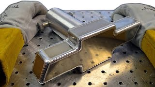 Download TIG Welding Aluminum Fabrication - 6061 Video