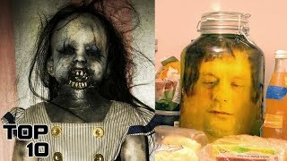 Download Top 10 Terrifying Items Sold At Auctions - Part 2 Video