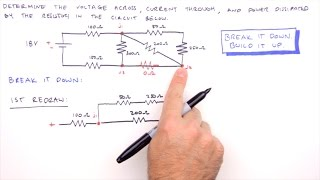 Download How to Solve Any Series and Parallel Circuit Problem Video