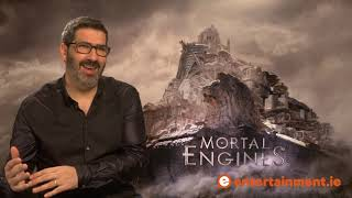 Download Christian Rivers talks Mortal Engines, working with Peter Jackson and CGI Video